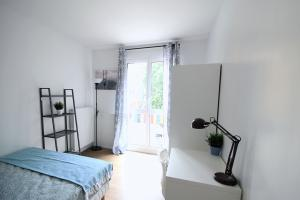 Résidence Coliving CLICHY rue Mozart